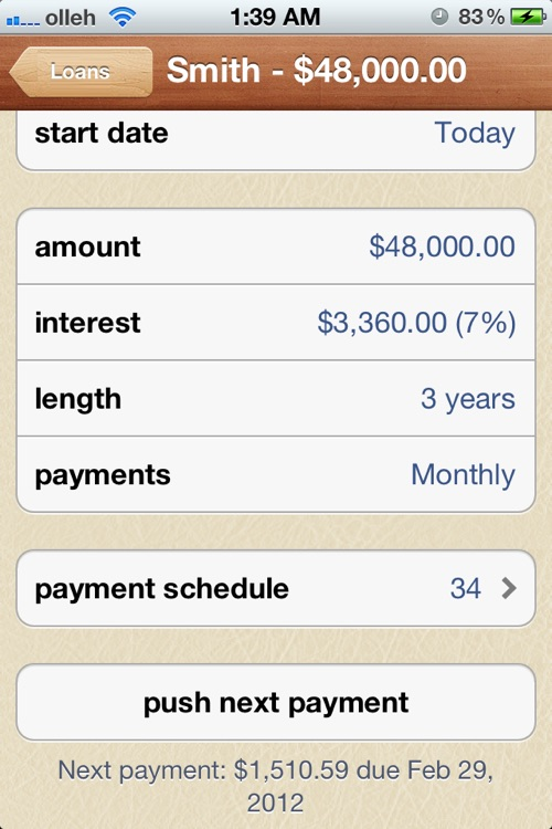 iLoan + Personal Loans screenshot-3