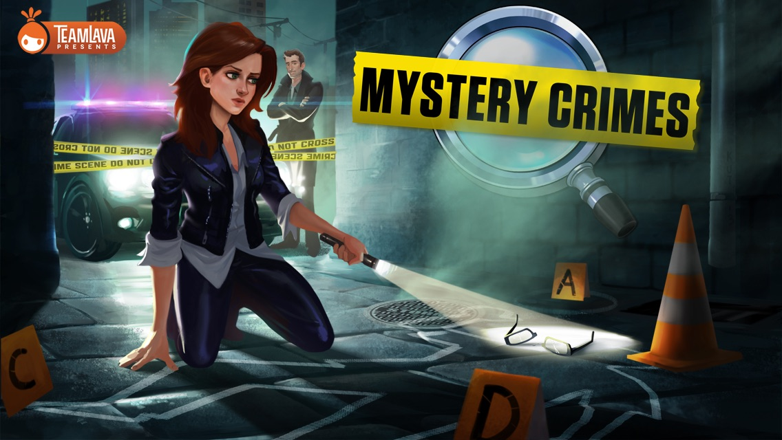 Hidden Objects: Mystery Crimes Screenshot