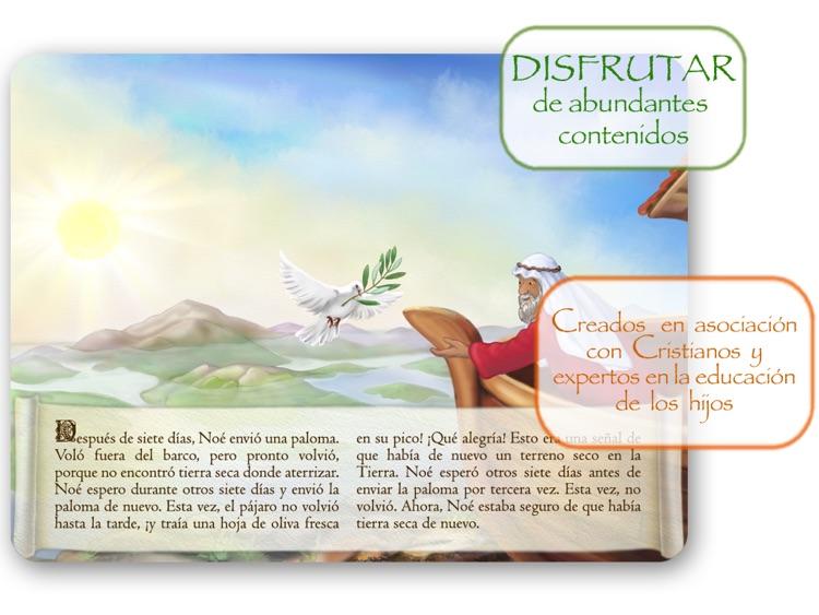 La Biblia para Niños: El Arca de Noé HD screenshot-3