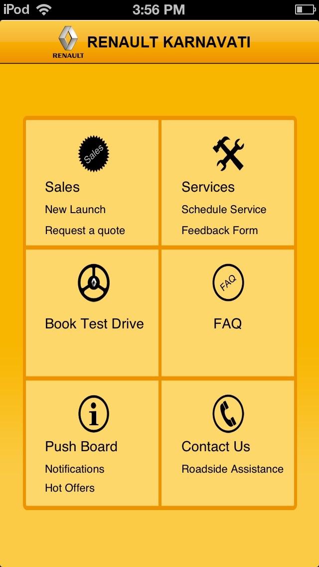 Renault Karnavati screenshot one