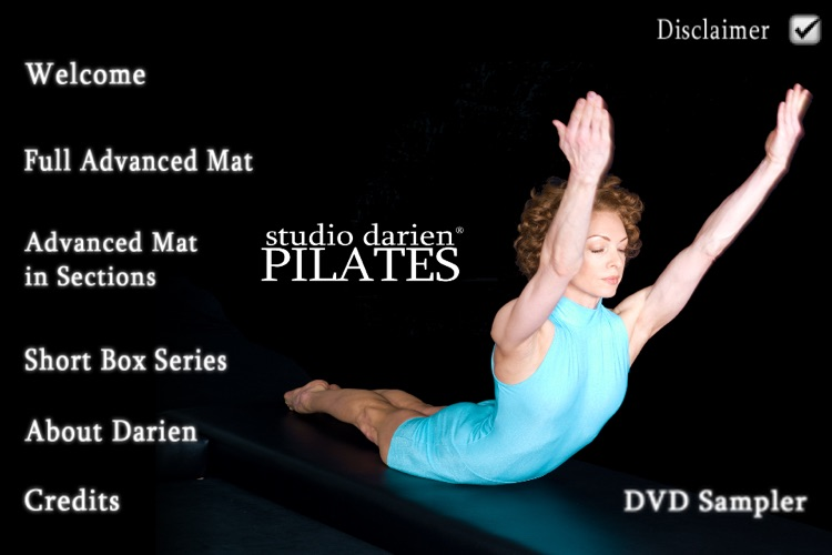 Studio Darien Advanced Pilates by Darien Gold