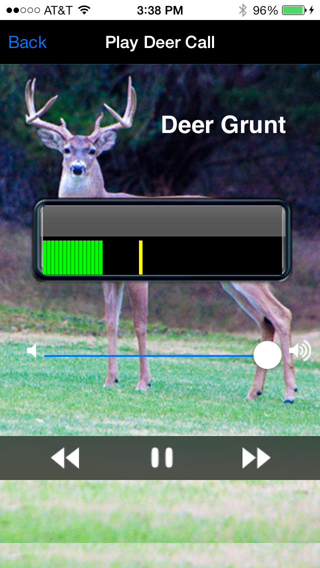 Pro Deer Calls lite Screenshot