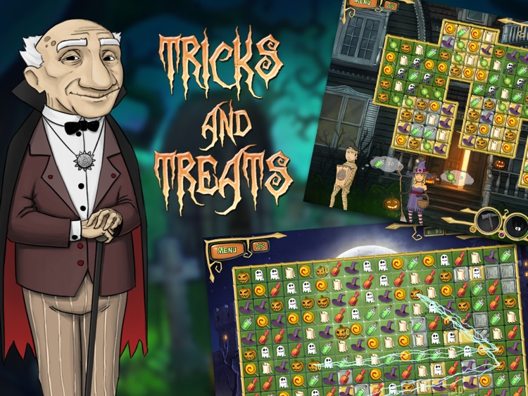 Tricks And Treats HD (Premium)