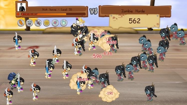 Ninja Warz screenshot-4