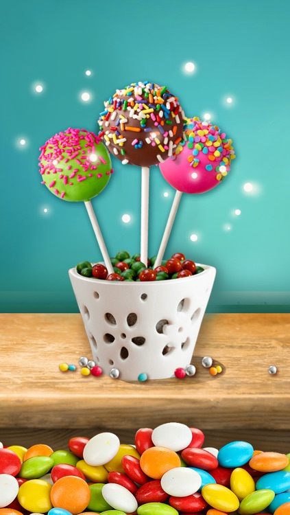 Cake Pops Mania! - Cooking Games FREE