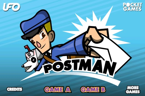 Pocket Games: Postman
