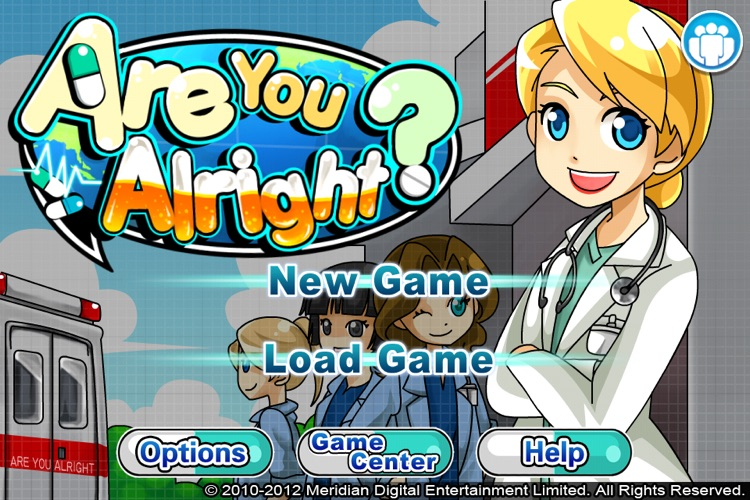 Are You Alright? - Hospital Time Management Game screenshot-4