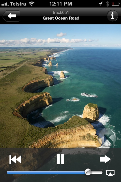 Great Ocean Road GPS Tour