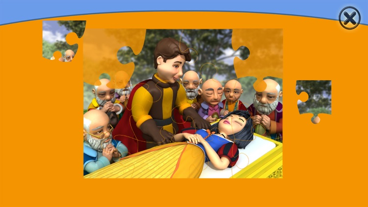 SnowWhite and the 7 Dwarfs - Book & Games (Lite) screenshot-4