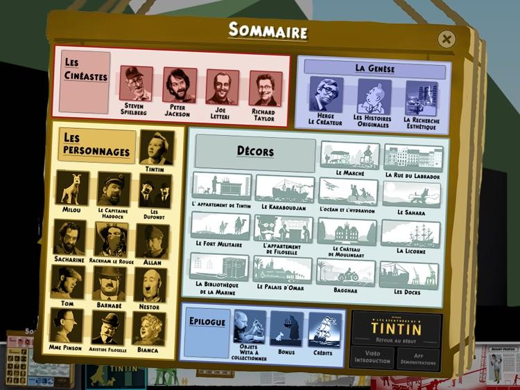 Artbook Les Aventures de Tintin
