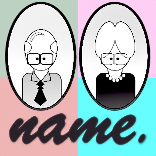 Grandparent Names App