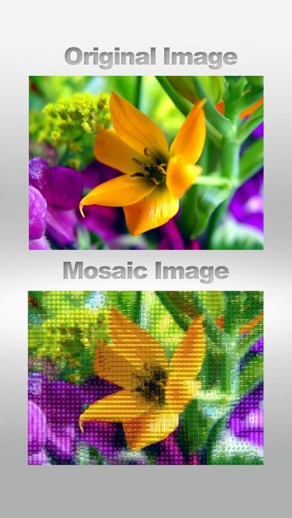 InstaMosaic - Photo Mosaic Generator screenshot-3