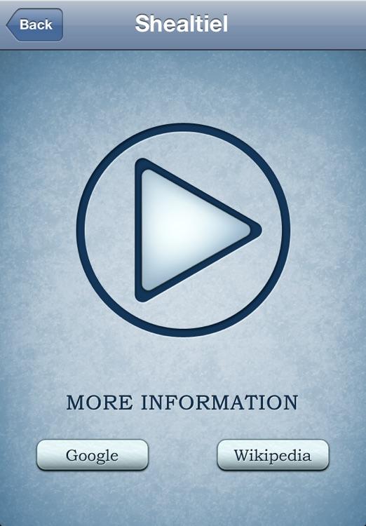 Bible Audio Pronunciations - Confidently Read Any Bible Verse Aloud screenshot-3