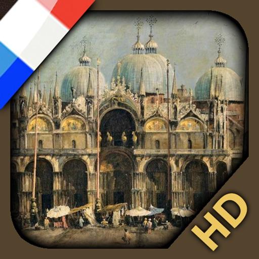 Canaletto-Guardi, les deux maîtres de Venise HD