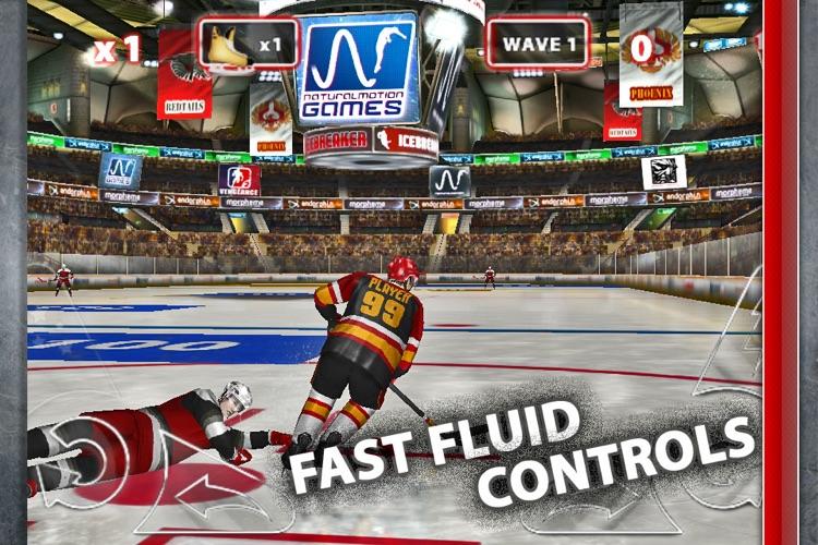 Icebreaker Hockey™ screenshot-3