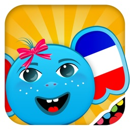 iPlay French: Kids Discover the World - children learn to speak a language through play activities: fun quizzes, flash card games, vocabulary letter spelling blocks and alphabet puzzles