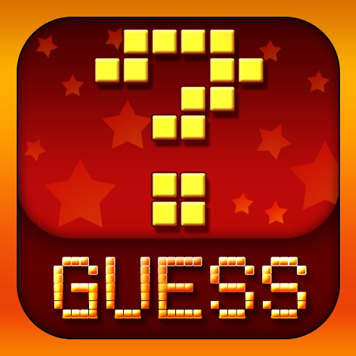 Guess: Movies, Celebs, Cars,  Places, Flag icon