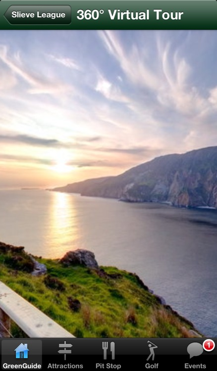 Green Guide Ireland - Donegal & North West