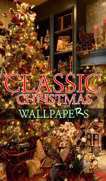 Classic Christmas Wallpapers & eCard Maker
