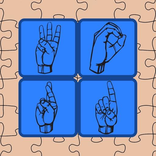 ASL Word Puzzle
