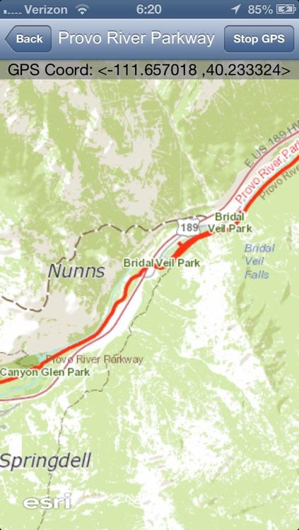 Utah County Trail Guide