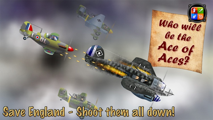 All You Can Kill - 30 Seconds in the Battle of Britain screenshot-4