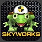 Slyde the Frog™ - 免费好玩的青蛙捕蝇游戏! icon