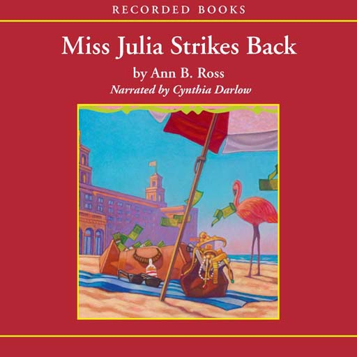 Miss Julia Strikes Back (Audiobook)