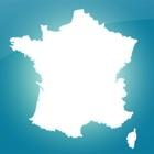 Départements et Régions de France icon