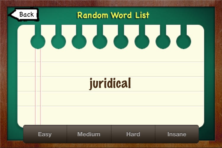 GRE Flash Cards - Verbal Wordlist screenshot-3