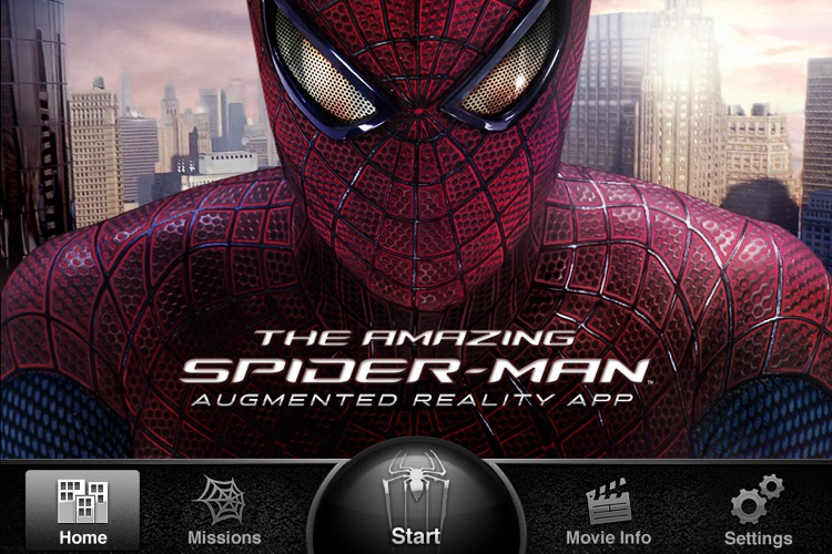 The Amazing Spider-Man AR