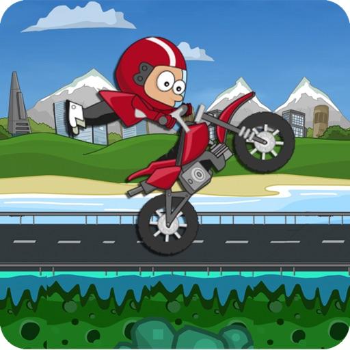 Bike Kid Race King Adventure - Top Road Trick Mayhem Jumping Riot Warrior Free
