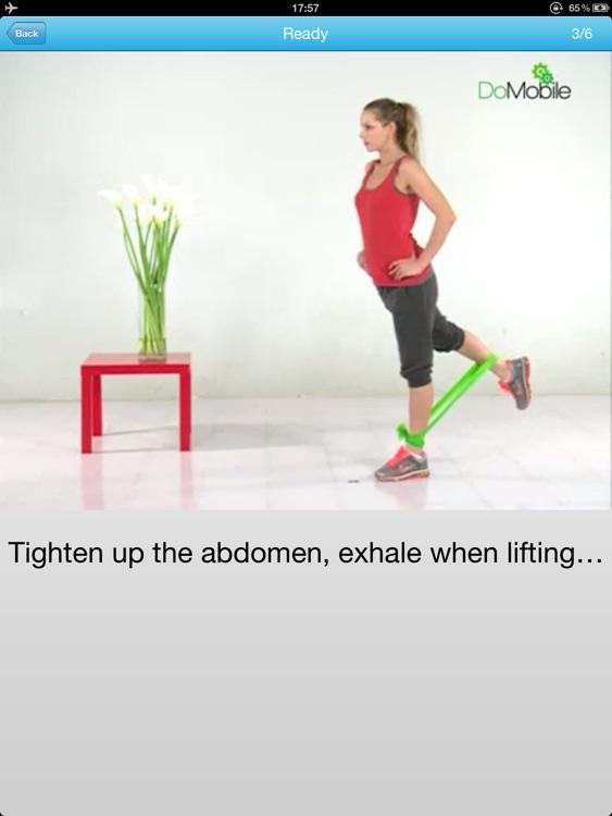 Ladies' Butt Workout HD screenshot-4