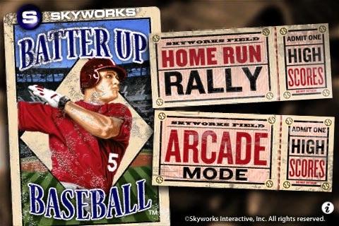 Batter Up Baseball™ - The Classic Arcade Homerun Hitting Game
