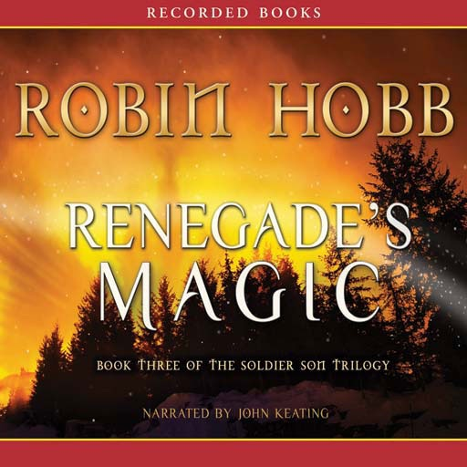 Renegade's Magic (Audiobook)