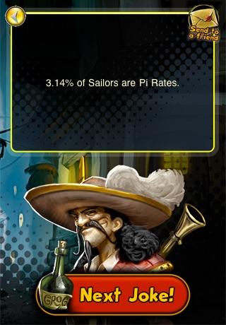 Pirates of Black Cove: 1001 Pirate Jokes screenshot-4