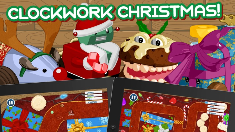 Clockwork Racers screenshot-3