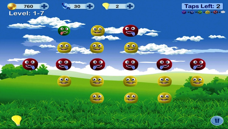 Crazy Monster Poppers - Free Chain Reaction Game for the Whole Family screenshot-4