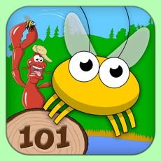 Activities of Chuckin' Bugs 101