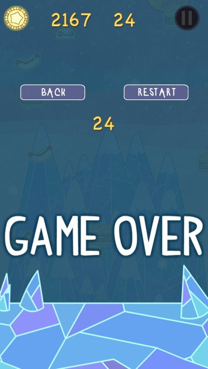 Monstoons - Hungry Monsters Jump - Free Mobile Edition screenshot-4