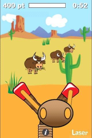 Slingshot Cowboy Plus screenshot-4