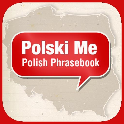 Polski Me - Polish Words & Phrasebook with Audio
