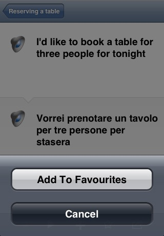 Collins English<->Italian Phrasebook & Dictionary with Audio screenshot-4