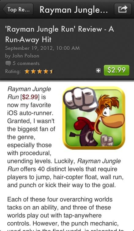 TouchArcade - The Best New Games screenshot-4