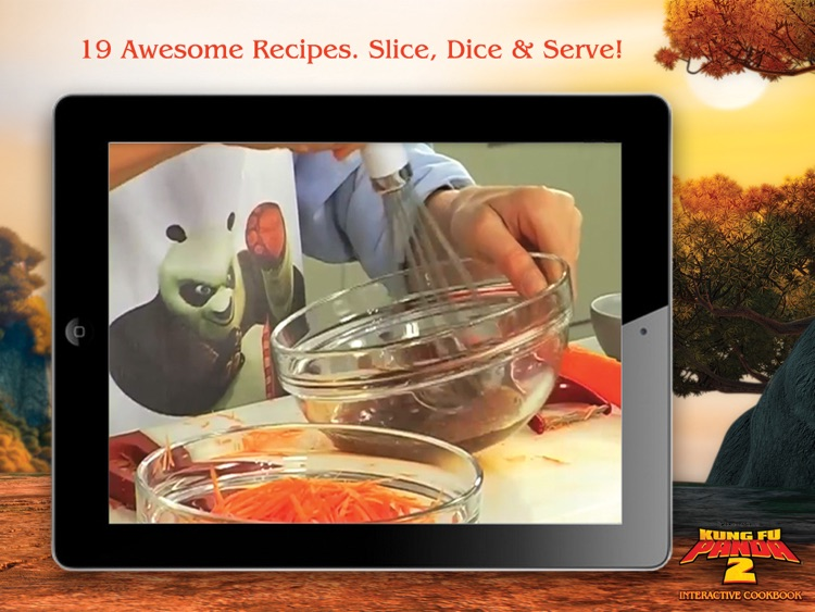 Kung Fu Panda 2 Interactive Cookbook HD Lite