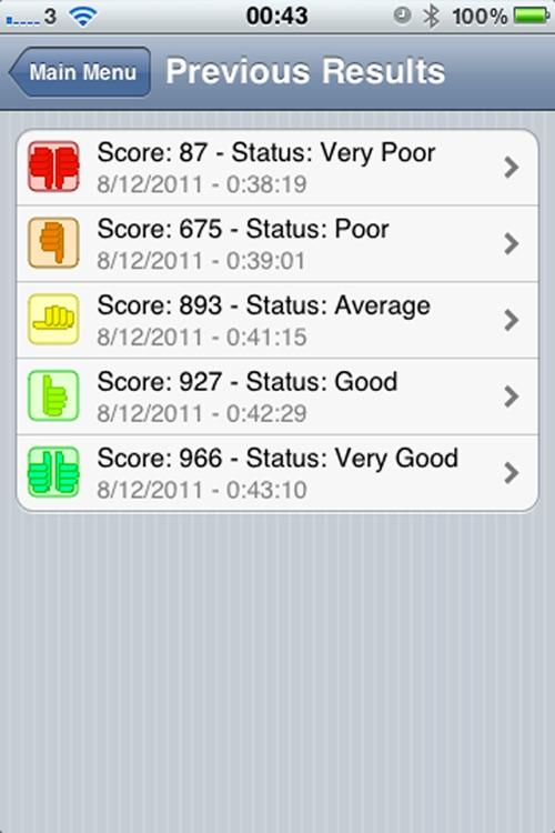 My Credit Score screenshot-3