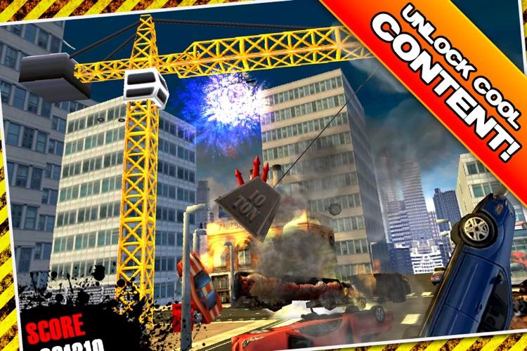 Traffic Panic 3D screenshot-3