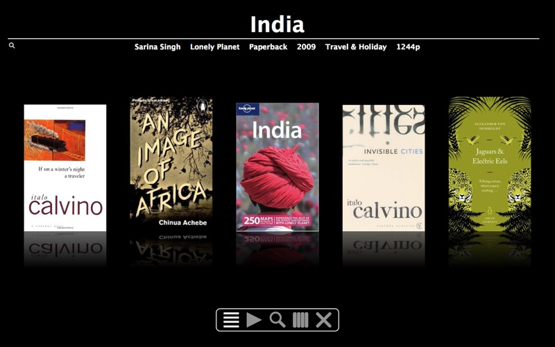 Bookpedia Screenshot