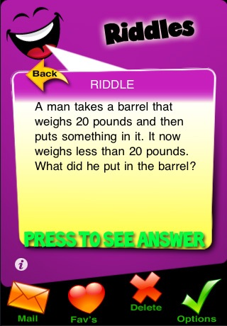 Funny 500 - Riddles Lite