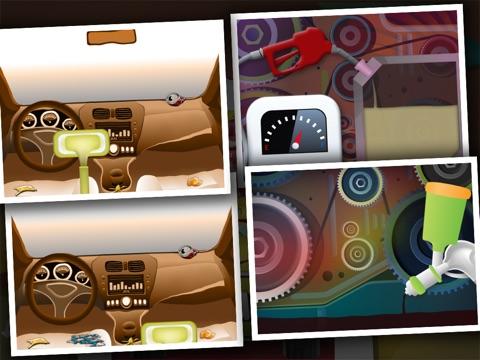 Car Garage Fun-ipad-1